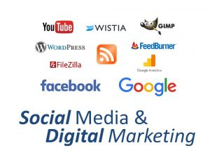 digital & social media content marketing free consultation