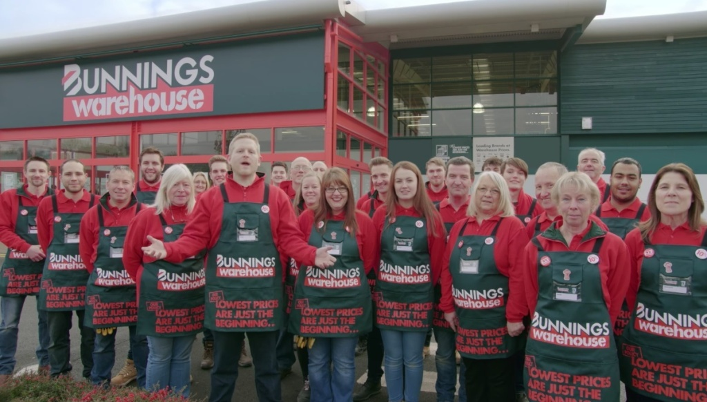 How Bunnings Could Help You Get More Work