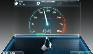 Speedtest Internet for VoIP phone system