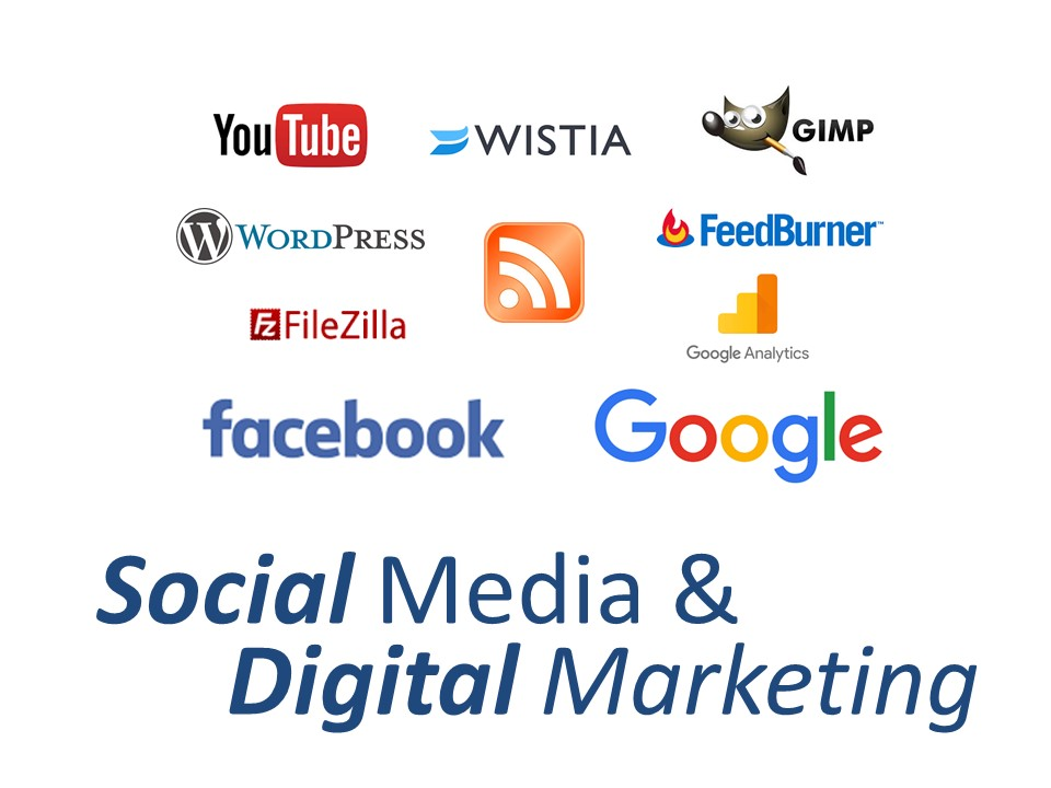 Digital & Social Media Marketing Training
