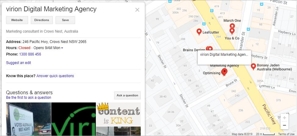 Digital marketing agency North Sydney, Chatswood, Hornsby, Gosford Newcastle