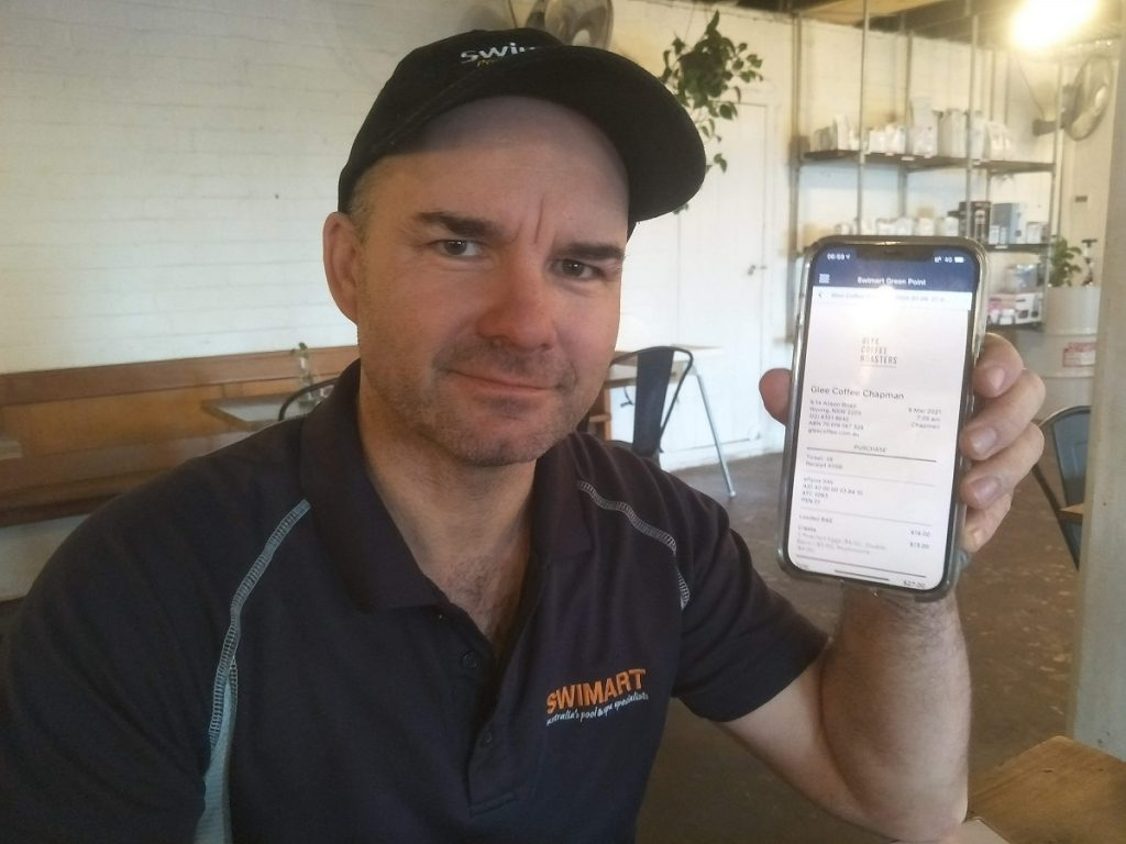 Andy from Swimart loves Hubdoc but frustrated with the app - online Xero & MYOB Training Courses with Workface the Career Academy 2